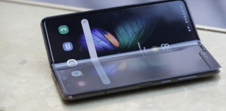 Samsung Galaxy Fold Foldable Phone shop