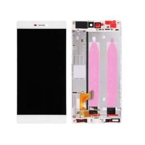 P8 LCD White
