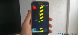 Exclusif : Lollipop se dévoile sur le Galaxy S5