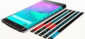 Samsung Galaxy Edge : Les fonctions de l'écran en vidéo
