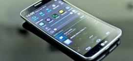 LG G Flex 2 prise en main et première impression