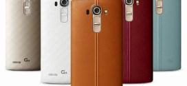 LG G4: Découvrez la vidéo officielle du mobile