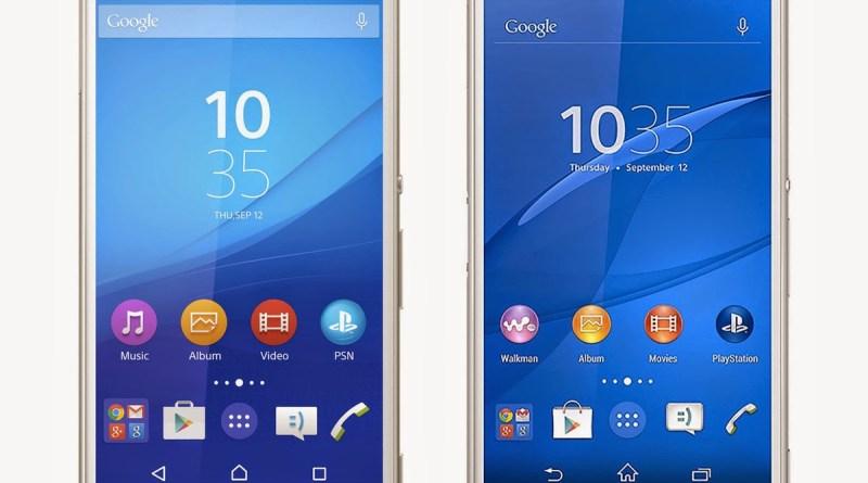 Sony Xperia Z4 vs Sony Xperia Z3