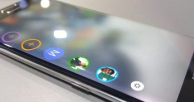 Galaxy S7 people edge