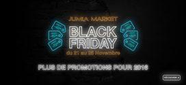 C'est reparti pour BLACK FRIDAY 2016 chez JUMIA MARKET !!!!!!!