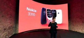 Nokia 3310 : Retour gagnant sur le marché ?