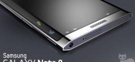 Samsung Galaxy Note 8 : Rumeur et Nom de code 'Baïkal'