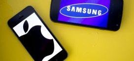 Samsung — Apple : Un contrat de 4.3 milliards de dollars pour des écrans OLED de l'iPhone 8