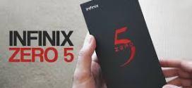 Infinix Zero 5 : Déballage du mobile et spécifications