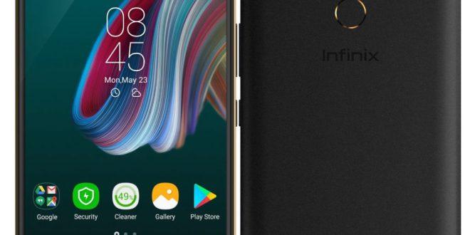 Infinix Zero 5 Pro : Spécifications du nouveau mobile d'Infinix Mobility