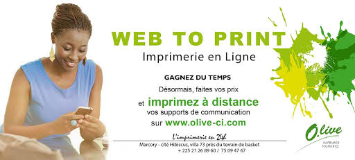 Olive Imprimerie