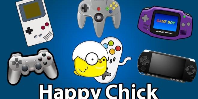Happy Chick : Plus de 1000 jeux partout dans votre mobile