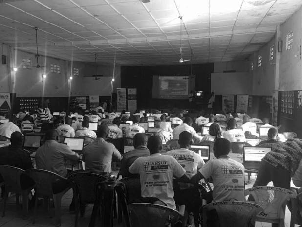 ANSUT Blog Camp