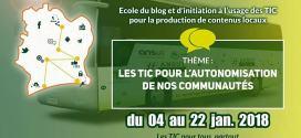 Côte d'Ivoire : L'UNBCI et l'ANSUT démocratise le numérique avec l'ANSUT Blog Camp