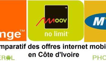 1640e44d7be Comparatif des offres internet mobile en Côte d Ivoire - Phonerol