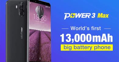 Elephone Power 3 Max