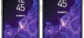 Mobile : Samsung Galaxy S9, Galaxy S9+, images, specs, date de lancement