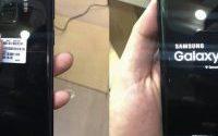 Samsung Galaxy S9 : les images du mobile en fuite