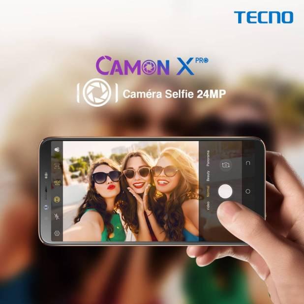 Camon X Pro