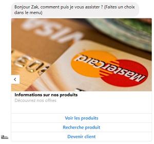 ARY le ChatBot de la Banque Atlantique