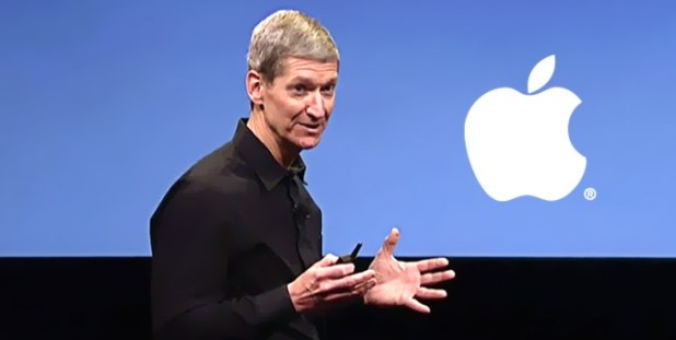 Tim Cook Seo Apple