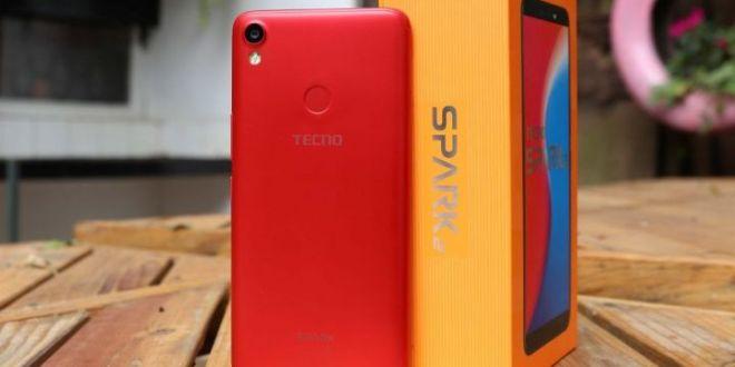 Tecno Spark 2 : Le smartphone qui sublimera votre vie