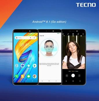 Tecno Mobile : Quoi de neuf avec le Tecno Spark 2 ?