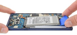 iFixit : Le Samsung Galaxy Note 9 obtient un 4/10 en réparabilité