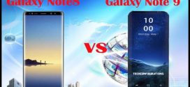 Samsung Galaxy Note 9 vs Note 8 – Speed Test !