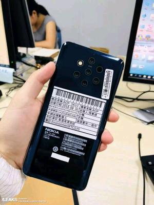 Nokia 9 avec 5 caméras