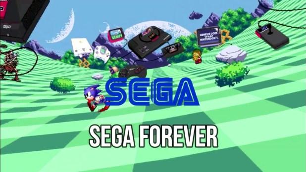 Sega classique
