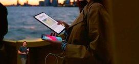 Apple : Le nouveau iPad Pro 2018 pour recharger votre iPhone