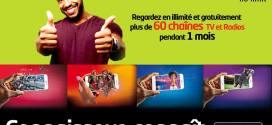 MoovTV :Plusde 60chaînesTV en illimité et gratuitement