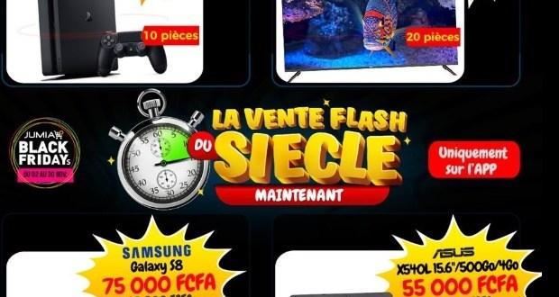 JumiaBlackFriday–Lesutilisateurs mécontents de la vente flash de ce vendredi 16/11