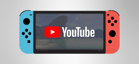 YouTube disponible sur Nintendo Switch