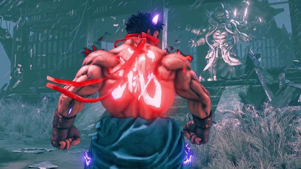 Street Fighter V : Arcade Edition - Kage