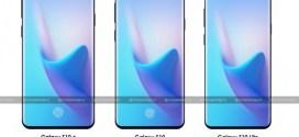Samsung Galaxy S10 : Plus de détails sur l'écran et la batterie