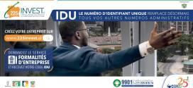 Côte d'Ivoire : IDU – Un numéro d'identifiant unique pour simplifier les investissements