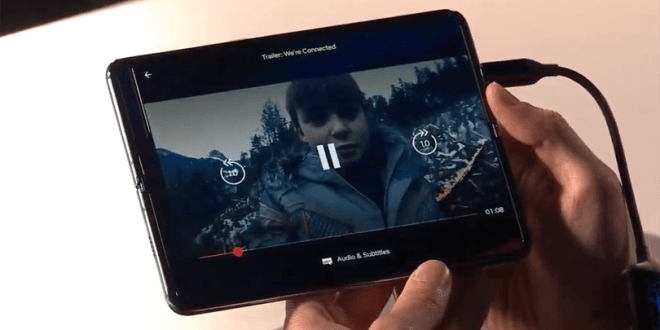 Mobile : Samsung Galaxy Fold – first Impressions!