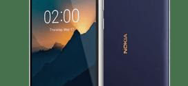 Nokia 2.1 : 1 Go de RAM et la mise à jour vers Android Pie Go