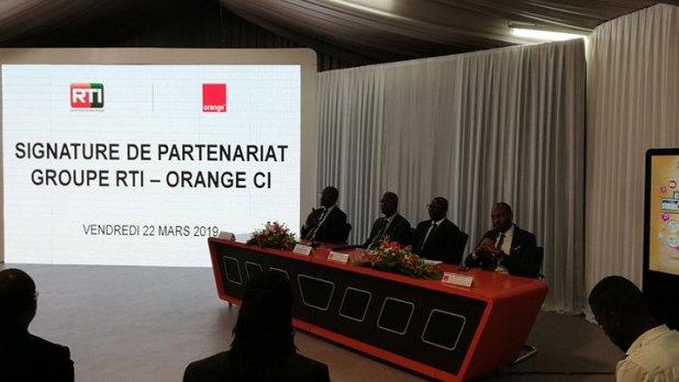 Orange TV - RTI