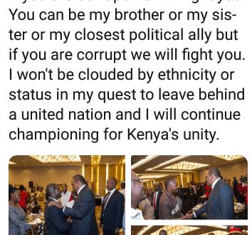 Kenya: Le compte du Président Uhuru Kenyatta sur Twitter piraté la semaine dernière