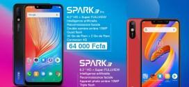 TECNO MOBILE: Les nouveaux Tecno SPARK 3 sont enfin DISPONIBLES