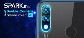 Mobile : Découvrez notre test du nouveau Tecno Spark 3Pro