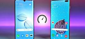 Speed Test: Huawei P30 Pro vs Samsung Galaxy S10 Plus