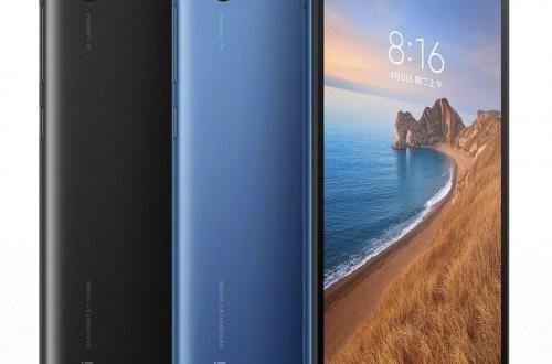 Redmi 7A : Un smartphone à 100 euros avec une grosse batterie