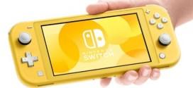 Nintendo Switch Lite — moins cher, plus légère, mais !!