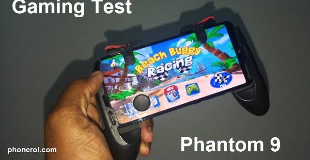 Mobile : Tecno Phantom 9 – Gaming Test !