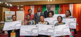 Côte d'Ivoire: Banque Atlantique octroie 447,5 millions de F CFA à 30 nouvelles bénéficiaires du Fonds pour la promotion des PME et de l'entreprenariat féminin