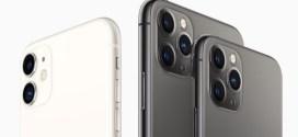 Comparatif : iPhone 2019 vs iPhone 2018